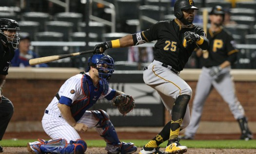 MLB: Pittsburgh Pirates at New York Mets
